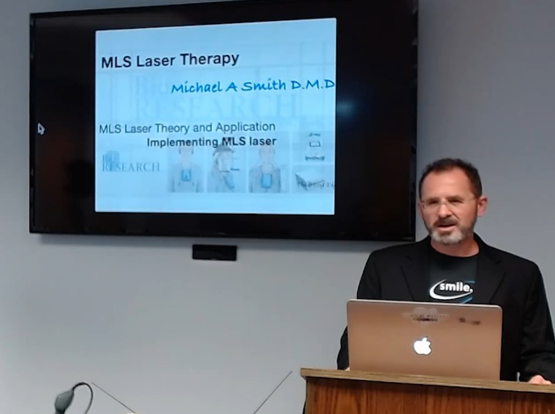 Dr. Mike Smith – MLS Laser