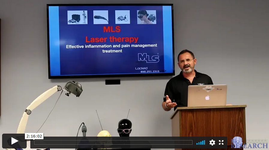 MLS Laser for the general dentist